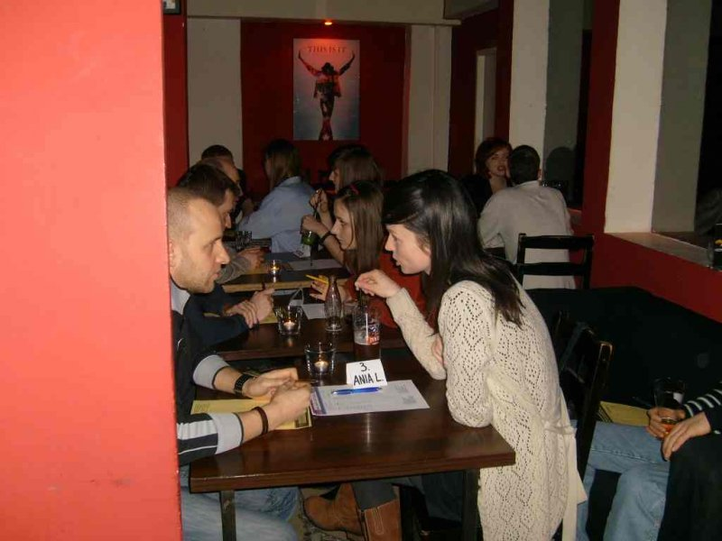 speed dating dla studentw warszawa Speed dating warszawa - find single man in the us with footing looking for romance in all the wrong places now, try the right place  imprezy dla osób .